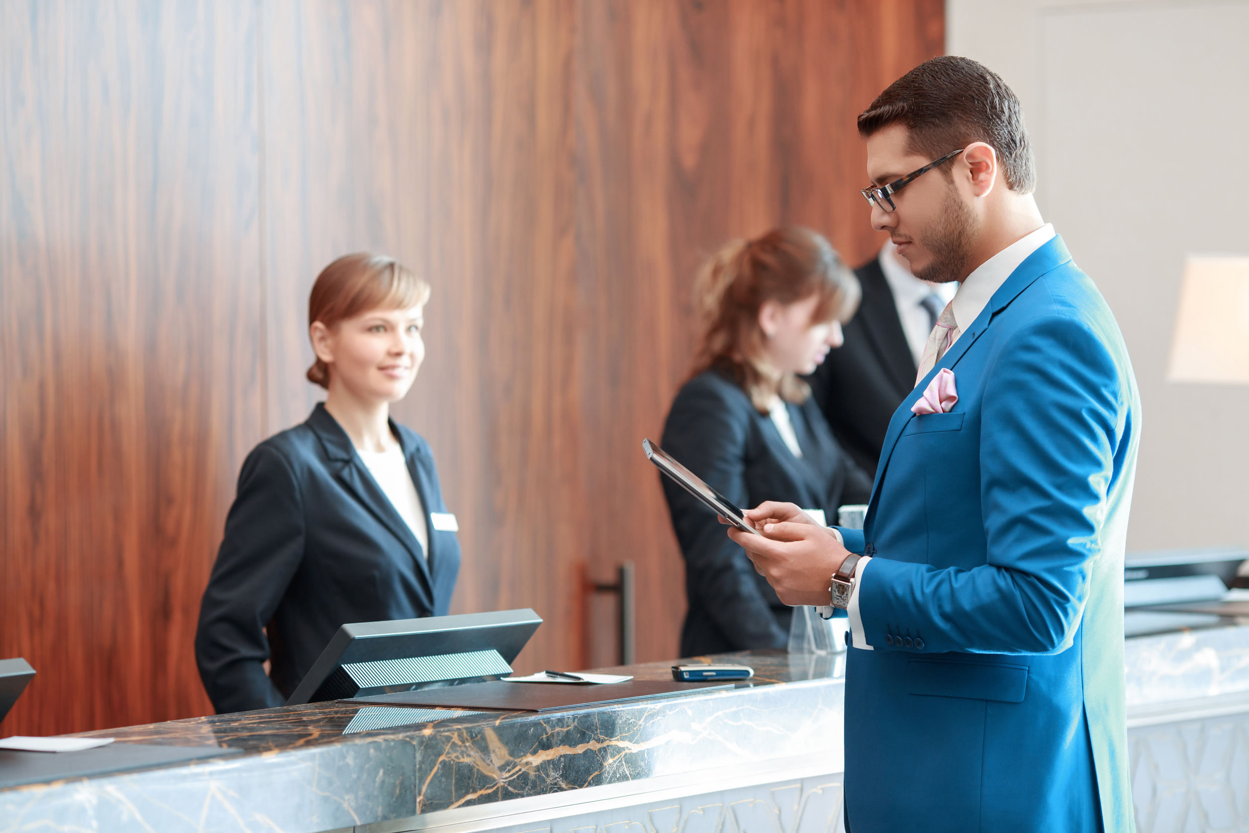 Keep Hotel Guests and Employees Safe