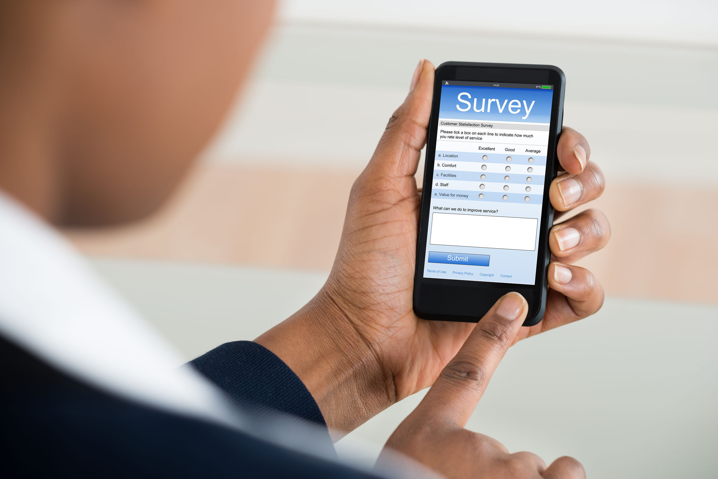 SMS Surveys To Improve Company Culture