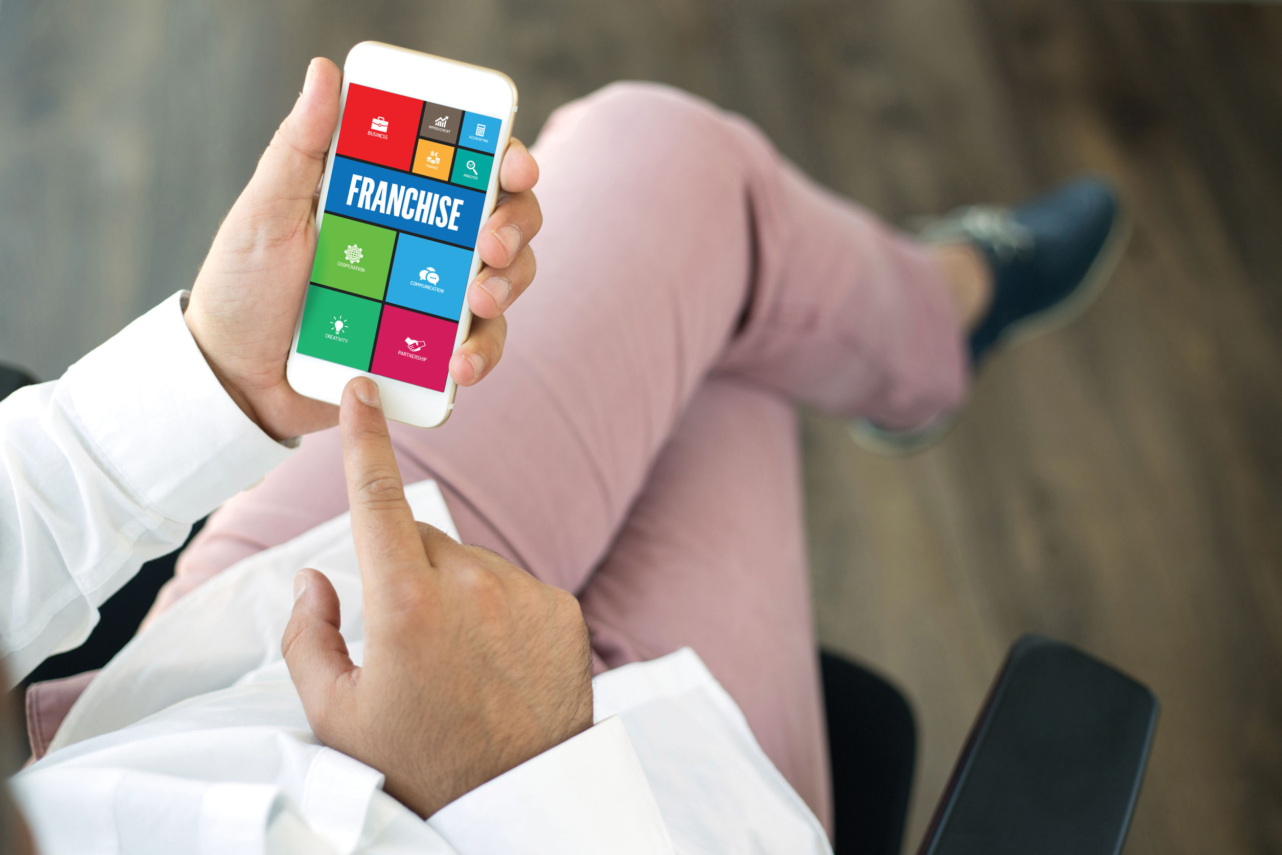 SMS Marketing For Franchise Communication