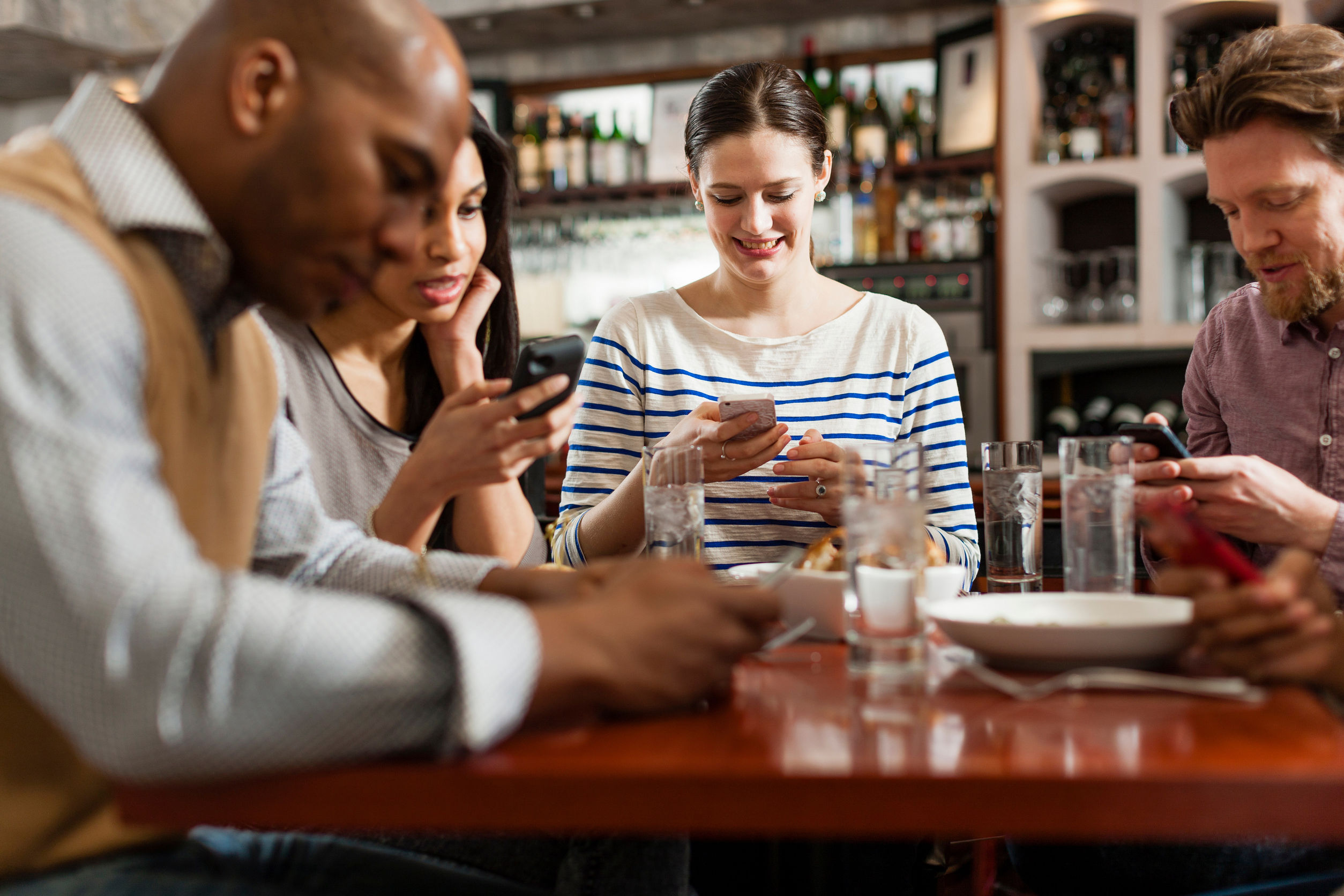 Promote Your Restaurant With Texting