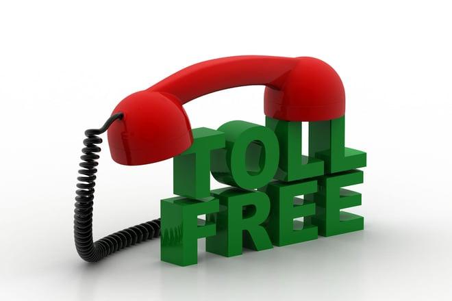 toll free texting