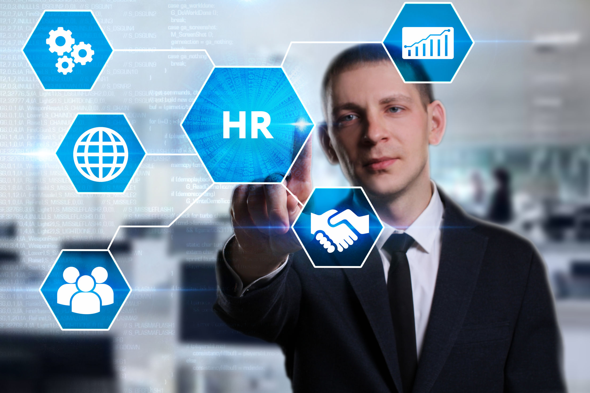 Use SMS to Streamline HR Processes
