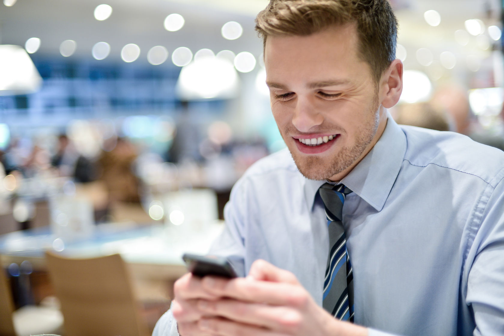 Sales Prospects Convert More With Business Texting