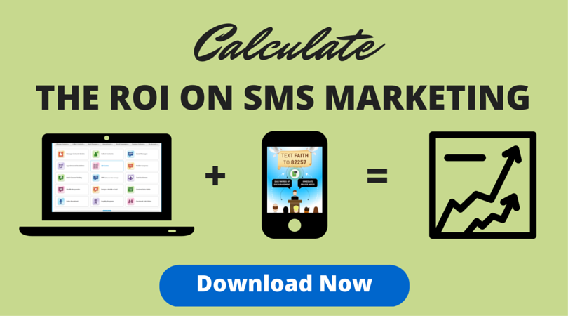 SMS ROI Calculator