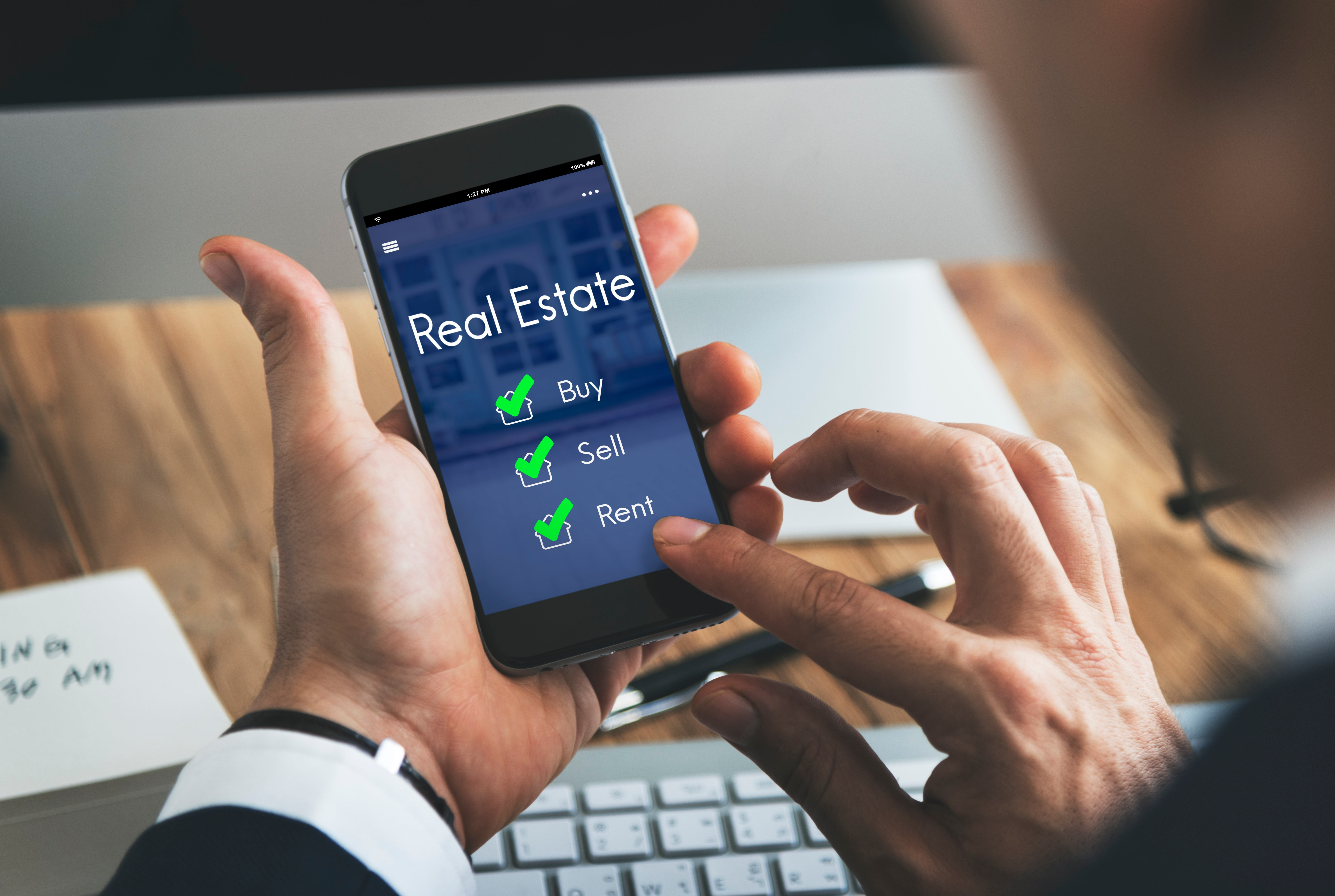 Real Estate Marketing With SMS