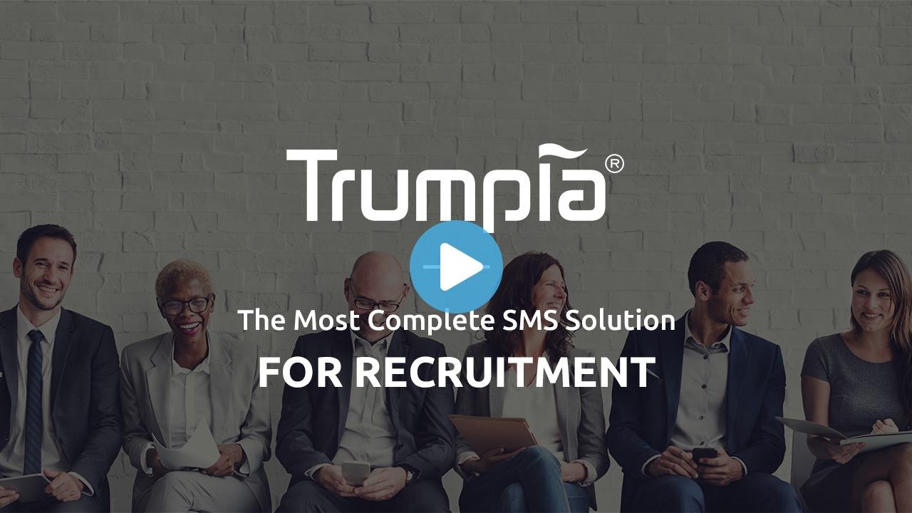 Trumpia Recruiting Vlog Cover Photo