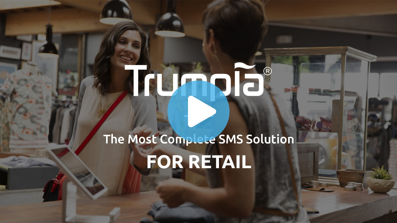 Trumpia Retail Vlog Cover Photo