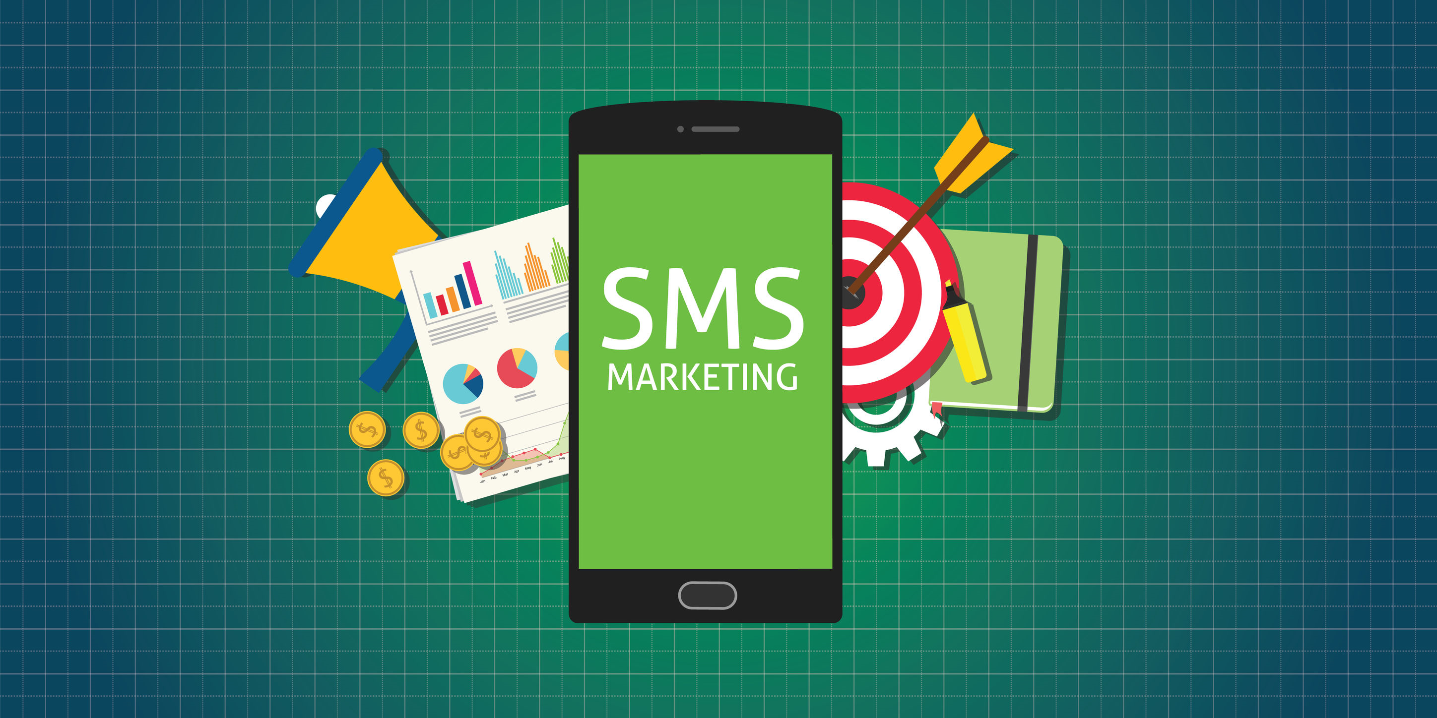 In this blog we will cover how to get started with SMS marketing.